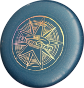Фрисби Discraft SOFT Ultra-Star Blue