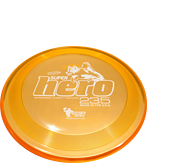 Дог-фризби Hero SuperHero Orange