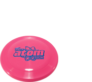 Дог-фризби Hero StarAtom Taffy Pink