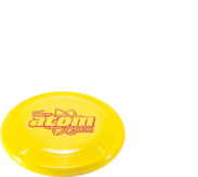 Дог-фризби Hero StarAtom Taffy Yellow