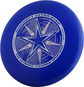 Фрисби для алтимата Discraft Ultra-Star Blue